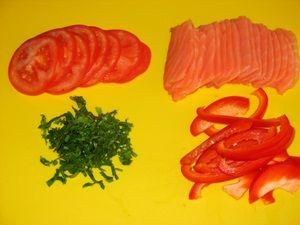 лаваш с красной рыбой начинка