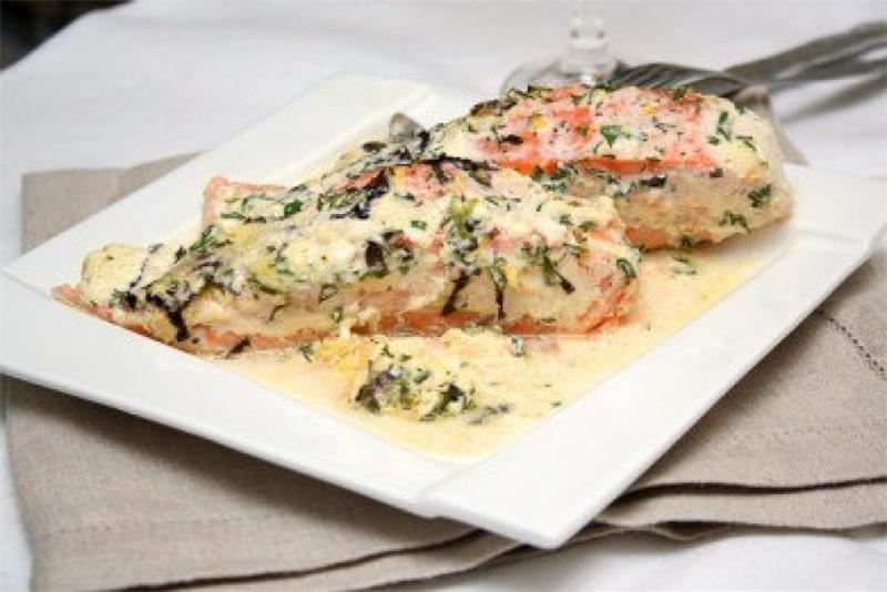 Нерка рыба рецепты в духовке с фото