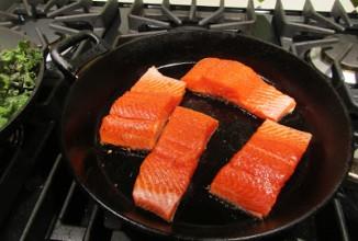 кета рыба рецепты приготовления жарить